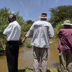 Paul and Chuck at Pangani River